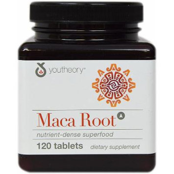 Youtheory Maca Root-120 Tablets