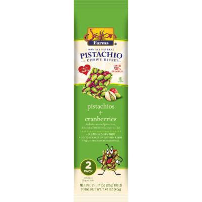 Setton Farms Pistachio Chewy Bites Two Pack-12 per Box