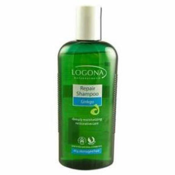 Repair Shampoo Gingko Logona 8.5 oz Liquid