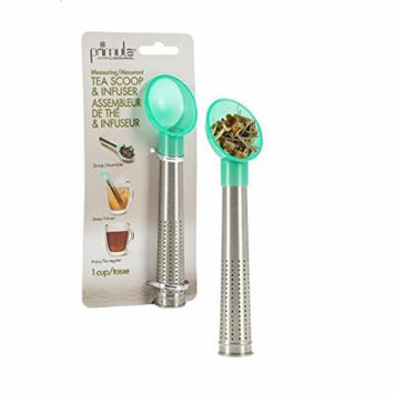 Primula 2-in-1 Tea Scoop and Infuser - Innovative Design - Portable - For Use With Loose Tea Leaves