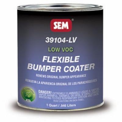 Sem Products 39104-Lv Low Voc Flexible Bumper Coater