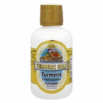 Dynamic Health - Turmeric Gold Juice - 16 oz.