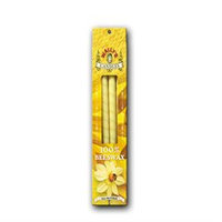 Wallys Natural Products 83684 Wallys Beeswax Ear Candle - 1x2 Pk