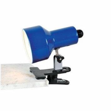 Lite Source LSF-114 Desk Lamps Clip-on Ii Lamps ;Blue