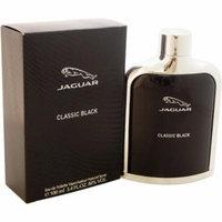 Jaguar Jaguar Classic Black EDT Spray, 3.4 fl oz