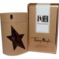 Angel Men Pure Wood Edt Spray 3.4 Oz By Thierry Mugler