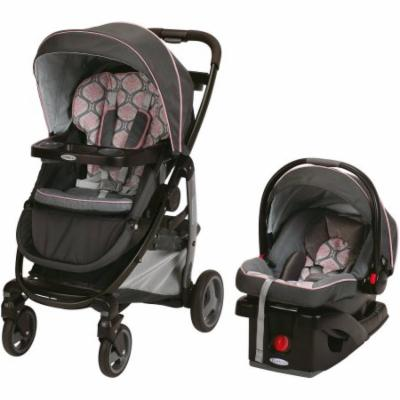 Graco Modes Click Connect Travel System, Car Seat Stroller Combo, Francesca