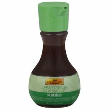 Lee Kum Kee Light Table Top Soy Sauce, 5.1 oz, (Pack of 6)