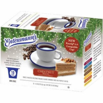 Entenmann's Chestnut Praline Coffee Single Serve Cups, .35 oz, 10 count