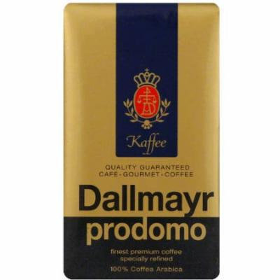 Dallmayr Prodomo Roasted Ground Coffee, 8.8 oz, (Pack of 12)