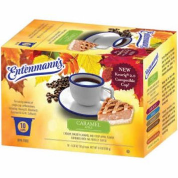 Entenmann's Caramel Apple Coffee Single Serve Cups, .35 oz, 10 count