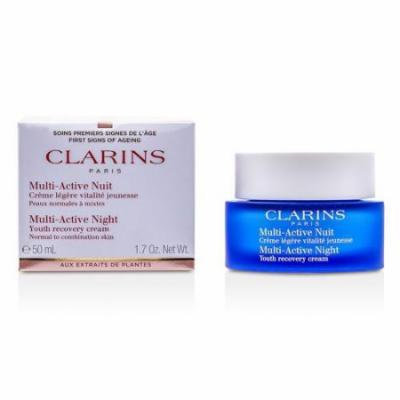 Clarins Multi-Active Night Youth Recovery Cream (Normal To Comb Skin) 50 Ml