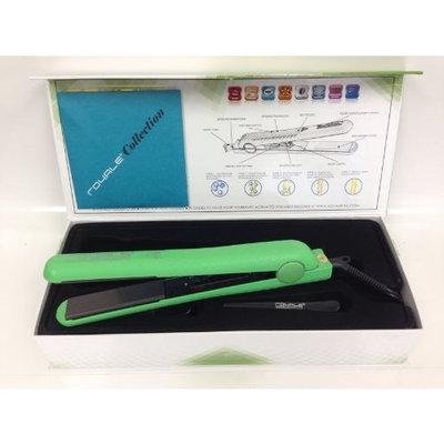 Royale Classic Nano Ceramic Green Flat Iron / Hair Straightener + Royale Shampoo