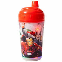 Avengers Red Light Up Toddler Sip Cup, BPA-Free