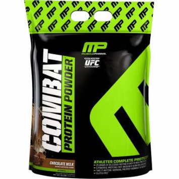 MusclePharm Combat Protein Powder Chocolate Milk Dietary Supplement, 10 lbs