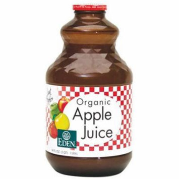 Eden Organic Apple Juice, 64 fl oz
