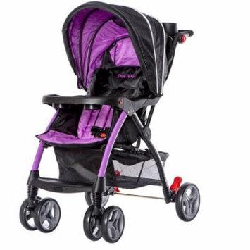 Dream On Me Maldives Lightweight Stroller, Purple