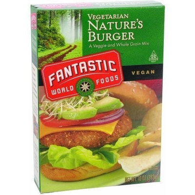 Fantastic Foods Nature's Burger Mix ( 1x3-3.3 Lb.) ( Multi-Pack)