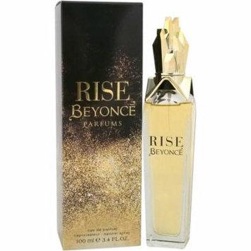 Beyonce Rise for Women Eau de Parfum Spray, 3.4 oz