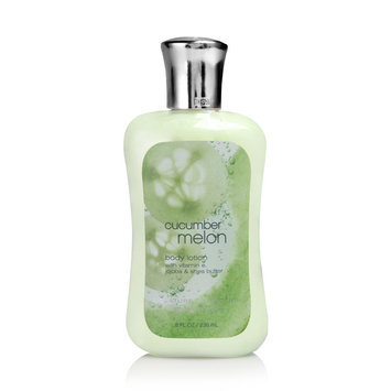 Bath & Body Works Cucumber Melon Body Lotion Signature Collection