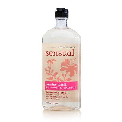 Bath & Body Works Aromatherapy Sensual Jasmine Vanilla Foam Bath