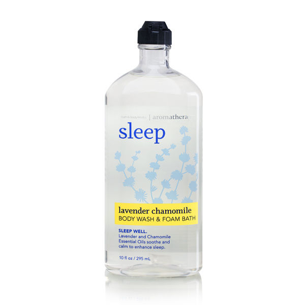 Bath & Body Works Aromatherapy Sleep Lavender Chamomile Foam Bath
