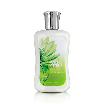 Signature Collection Bath Body Works White Citrus 8.0 oz Body Lotion