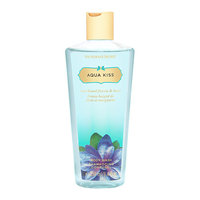 Victorias Secret Aqua Kiss Freesia Body Wash by Victoria's Secret for Women - 8.4 oz Body Wash