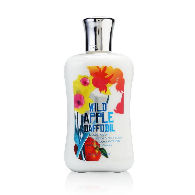 Bath & Body Works® Wild Apple Daffodil Body Lotion
