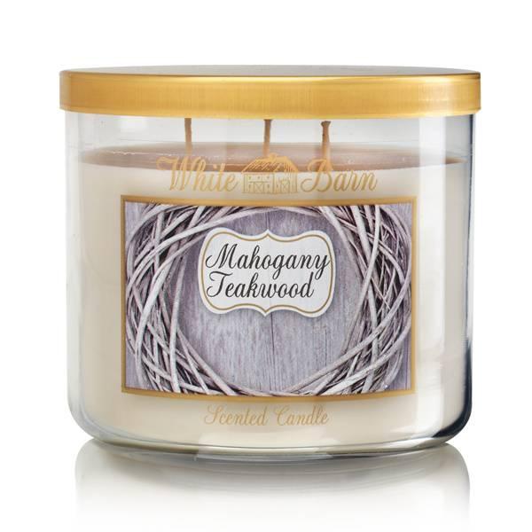 Bath & Body Works Mahogany Teakwood