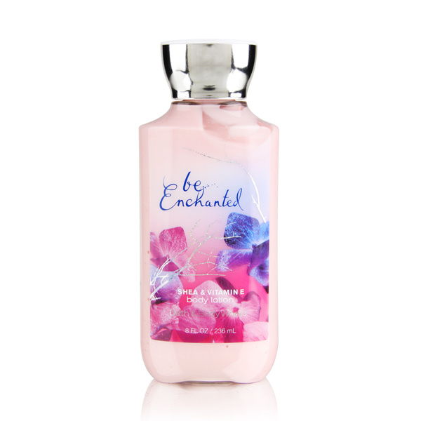 Signature Collection Bath Body Works Be Enchanted 8.0 oz Body Lotion