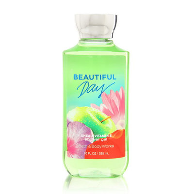 Signature Collection Bath Body Works Beautiful Day 10.0 oz Shower Gel