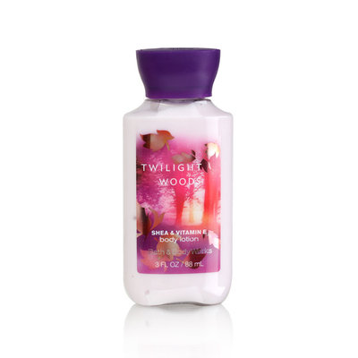 Signature Collection Bath Body Works Twilight Woods 3.0 oz Body Lotion