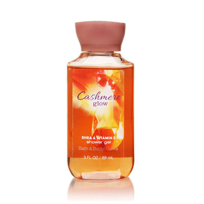 Signature Collection Bath Body Works Cashmere Glow Shower Gel