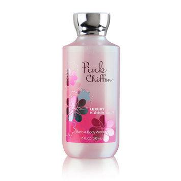 Bath & Body Works Pink Chiffon Bubble Bath