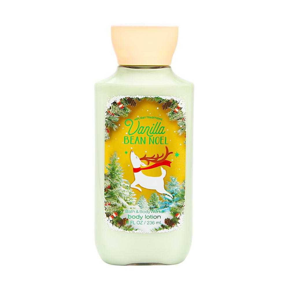 Bath & Body Works® Holiday Tradition Vanilla Bean Noel Body Lotion