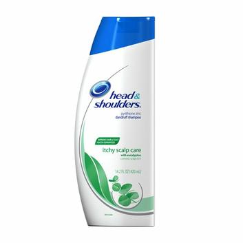 Head & Shoulders Itchy Scalp Care Anti-dandruff Shampoo with Eucalyptus