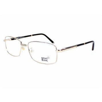 Optical frame Mont Blanc Metal Gold - Black (MB484U 028)
