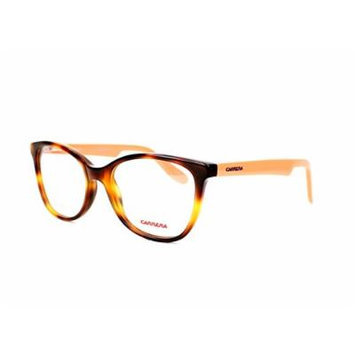 Optical frame Carrera Acetate Havana - Pale Orange (CARRERINO 50 HMI)