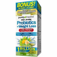 Purely Inspired Probiotics & Weight Loss Dietary Supplement, 84 count