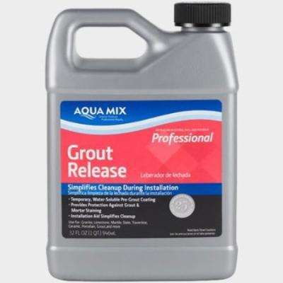 Aqua Mix Grout Release - Gallon