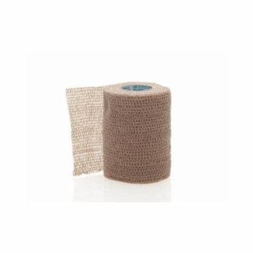 Non-Sterile Latex Co-Flex Bandages,Tan MDS086003