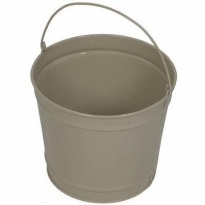 Decorative Pail - Set of 12 (Small in Gloss White)
