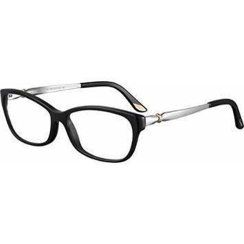 Cartier Palladium Finish Prescription Ready Eyeglasses T8101212