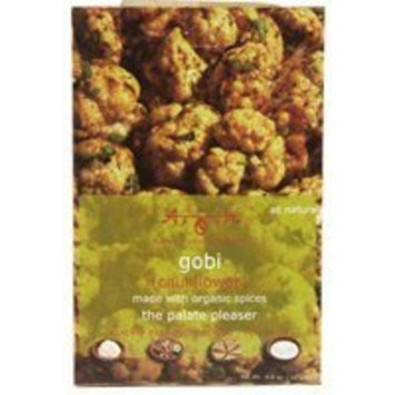 Arora Creations Spice Blend Cauliflower Organic .8 oz (Pack of 24)