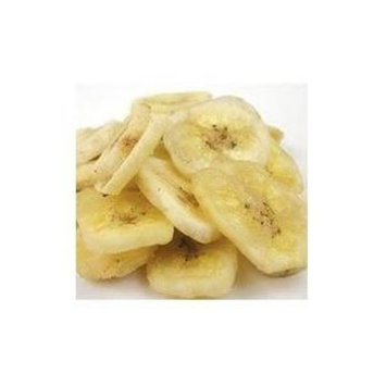BULK B Banana Chips, Sweetened, lb (pack of 14 )