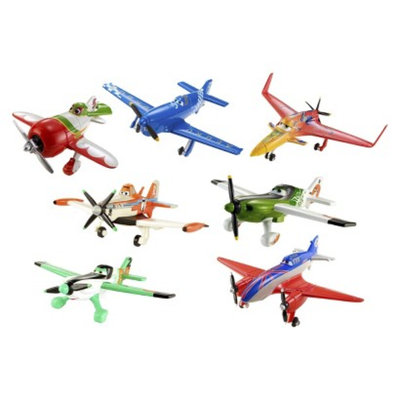 Planes 7 Pack