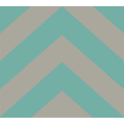 Devine Color Zigzag Wallpaper - Pond & Mirage
