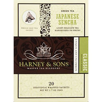 Harney & Sons Harney and Sons Sencha Tea, 20 Count