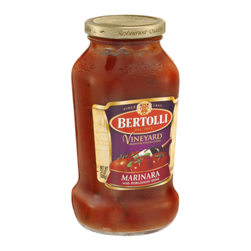 Bertolli Vineyard Marinara with Burgandy Wine Sauce